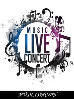 Music Concert Live - Coming Soon